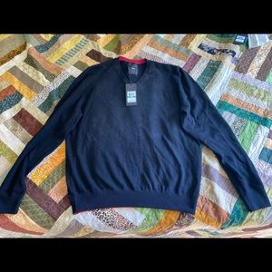 Under Armour Made in Italy  Cashmere Sweater L
